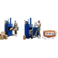 Пресс пакетировочный Strautmann ЕК 700/6