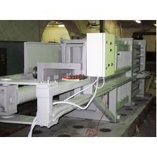 Горизонтальный гидравлический полуавтоматический пресс PGG-30