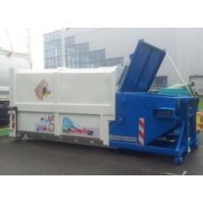 Компактор мобильный для влажных отходов ТБО Werner-Weber SKPCM 20