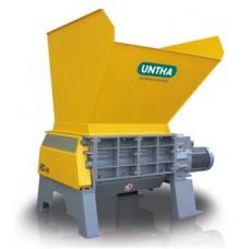 UNTHA RS30 / RS40 4-х роторная дробильная система