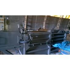 Горизонтальный гидравлический полуавтоматический пресс GP50G.2.А
