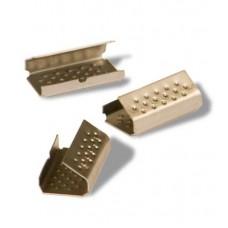 Скоба металлическая 15 мм для полипропиленовой ленты