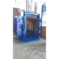 Пресс гидравлический для отходов ТБО  Strautmann PP1208 бу 2008 г