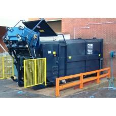 Компактор для влажных отходов Werner-Weber SKPCA/M.E
