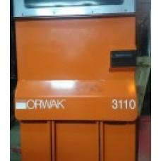 Пресс пакетировочный Orwak 3110