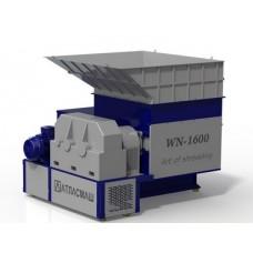 Шредеры промышленные для мусора и ТБО