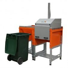 Пресс для уплотнения в мусорные контейнеры Orwak 4240 двухкамерный